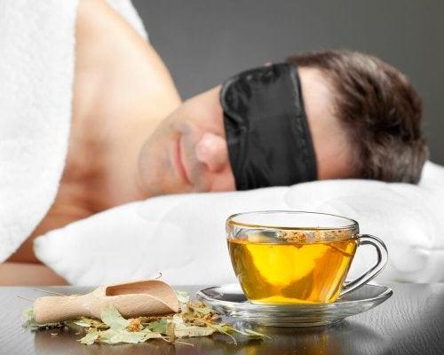 Chás para dormir