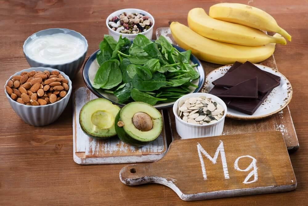 Alimentos fonte de magnésio