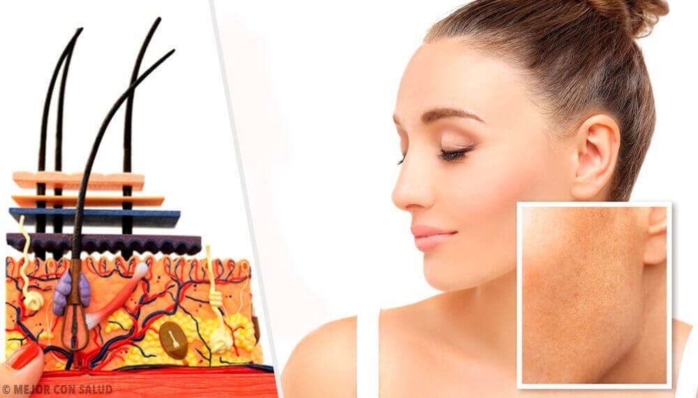 Principais causas das manchas na pele