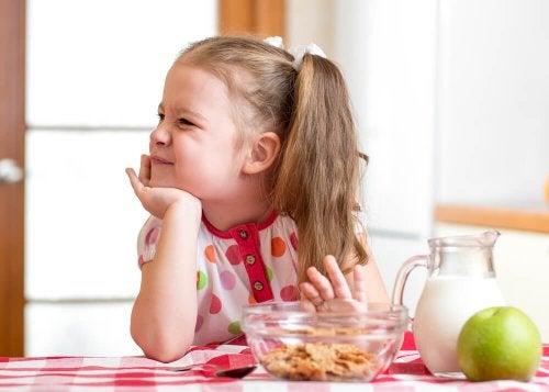 Remédios naturais e eficazes para crianças sem apetite