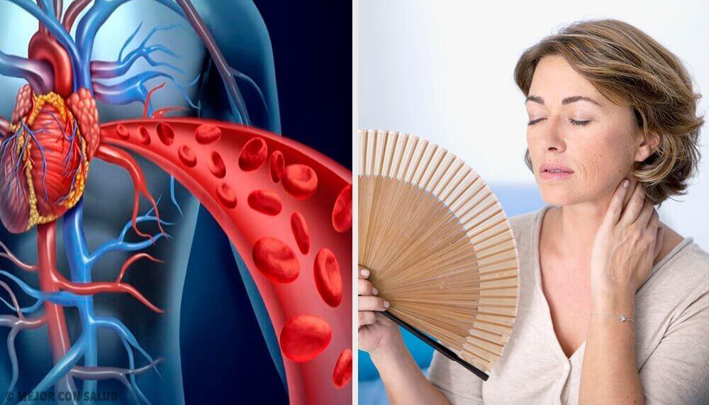 Como a menopausa afeta a saúde do coração