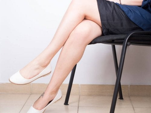 Pernas sem veias varicosas