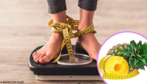 Método para perder peso a cada dia com casca de abacaxi