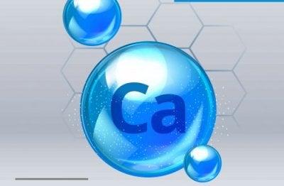 Molécula de cálcio