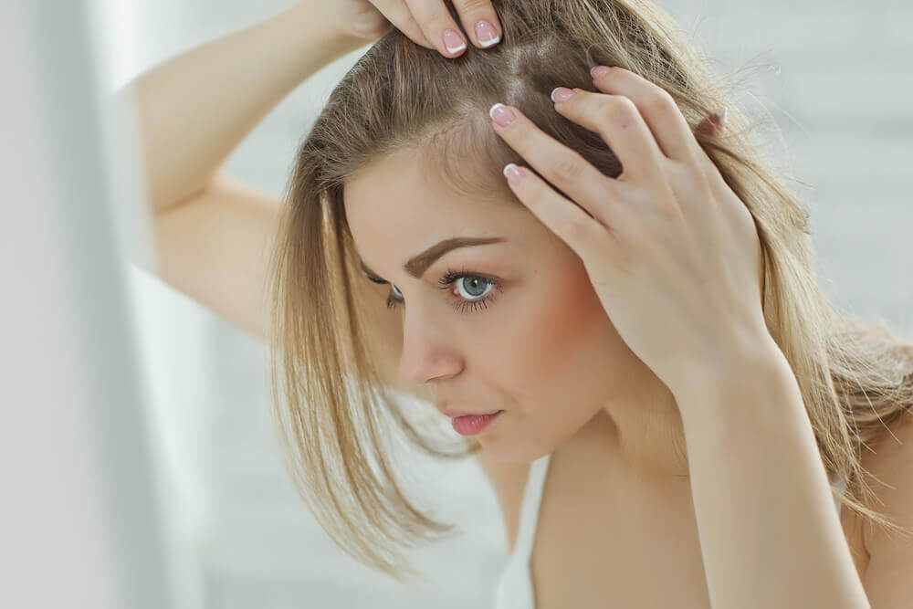 Razões por trás da dor no couro cabeludo