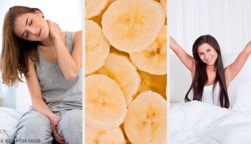 O que acontece com o corpo ao comer duas bananas por dia?