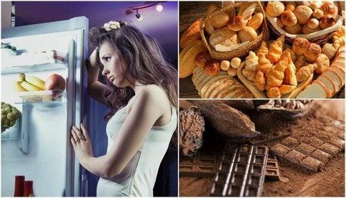 Os 10 alimentos que não se deve comer antes de dormir