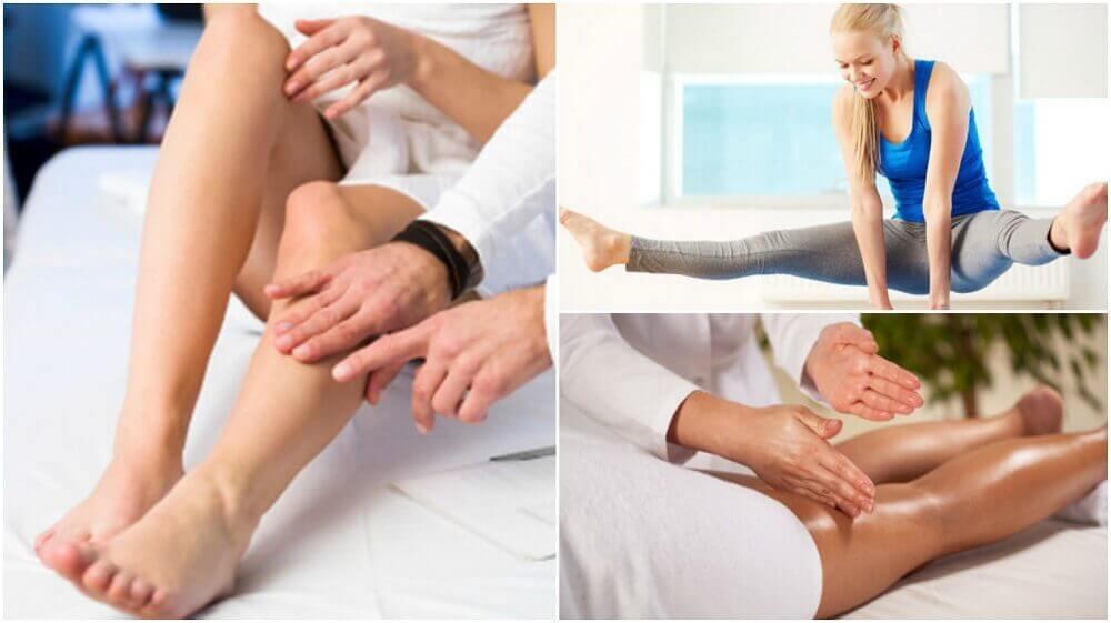 Gravidez massagem das pernas inquietas síndrome