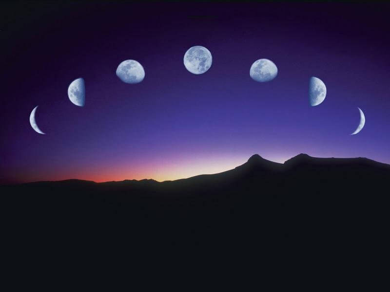 Qual é o efeito da Lua nos seres humanos?