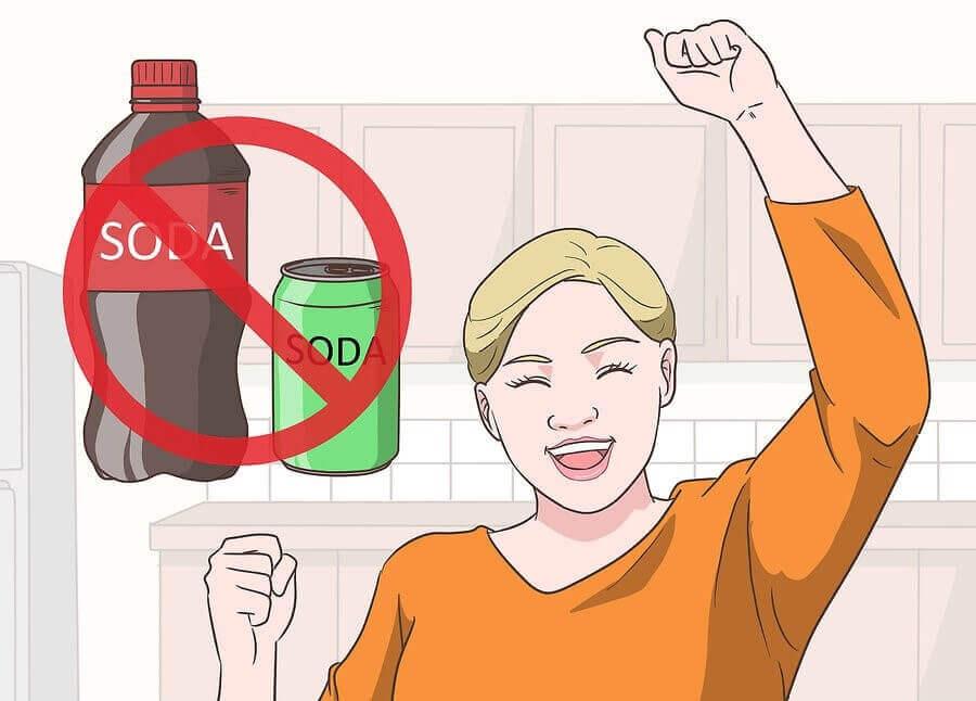 Saiba como os refrigerantes fazem mal para o nosso corpo