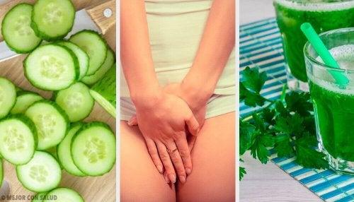 Remédios para combater as infecções do trato urinário