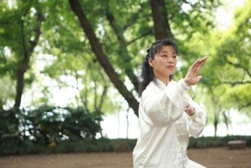 Tai Chi é o melhor esporte para pessoas nervosas