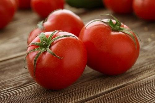 Tomate é um produto natural