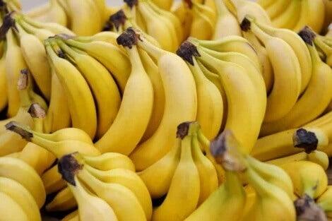 Banana para se sentir mais feliz