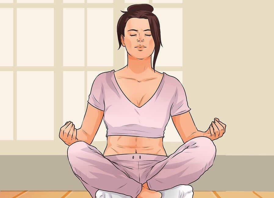 Yoga contra a depressão