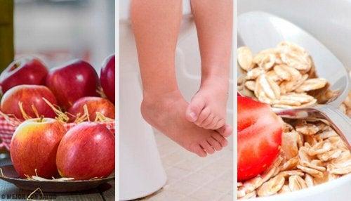12 remédios caseiros que ajudam a controlar a constipação em crianças