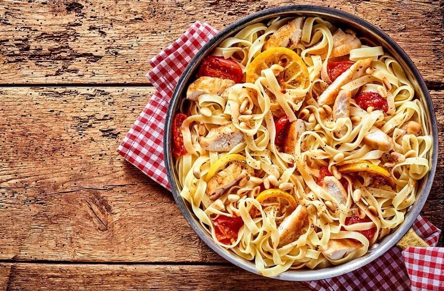 3 receitas para preparar uma deliciosa massa italiana
