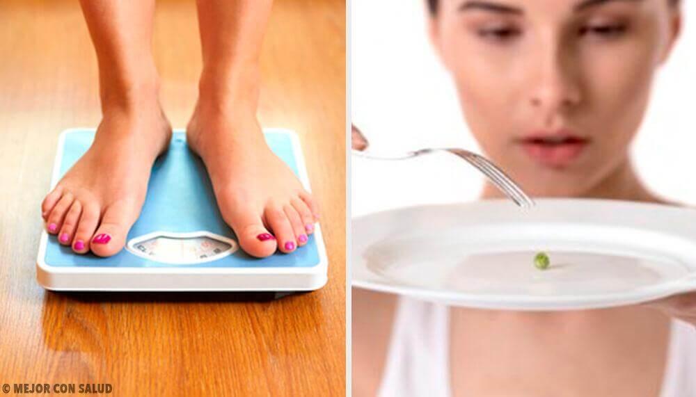 5 sinais de que você precisa comer mais para perder peso