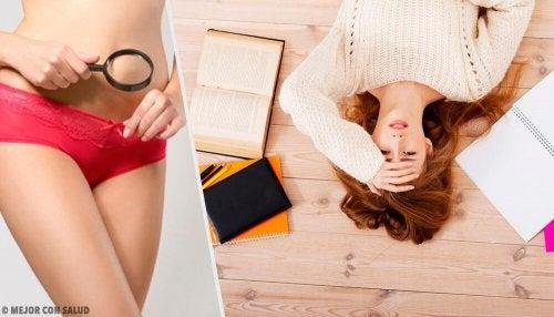 6 hábitos que causam infecções fúngicas vaginais