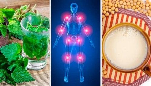 5 remédios para a dor nos ossos