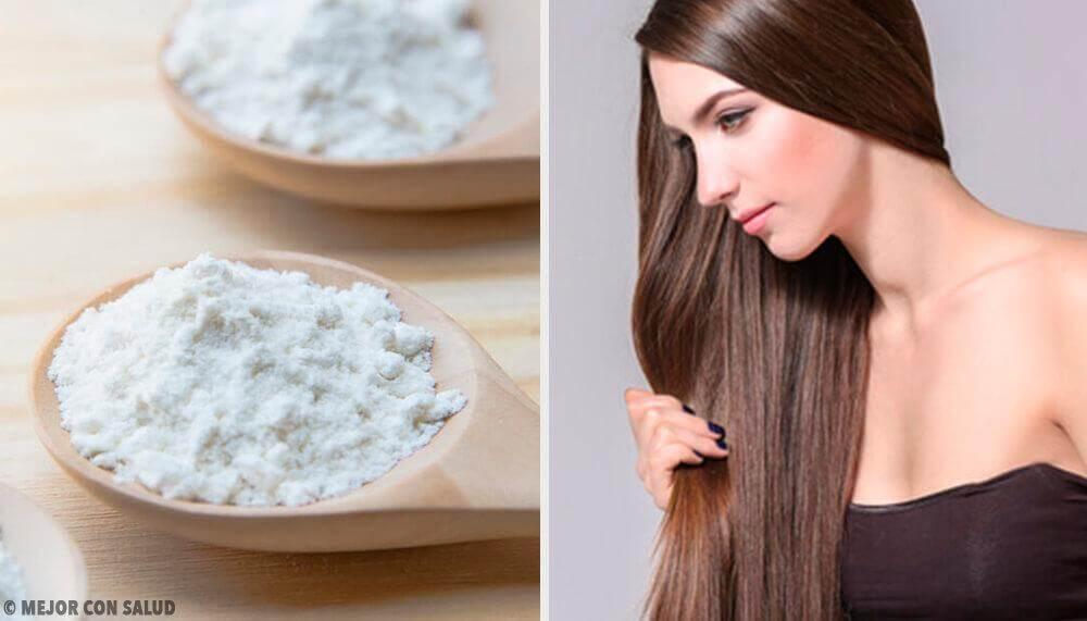 7 benefícios do bicarbonato de sódio para o cabelo