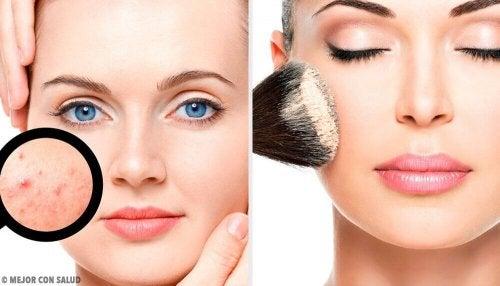 7 dicas de maquiagem para mulheres de pele oleosa