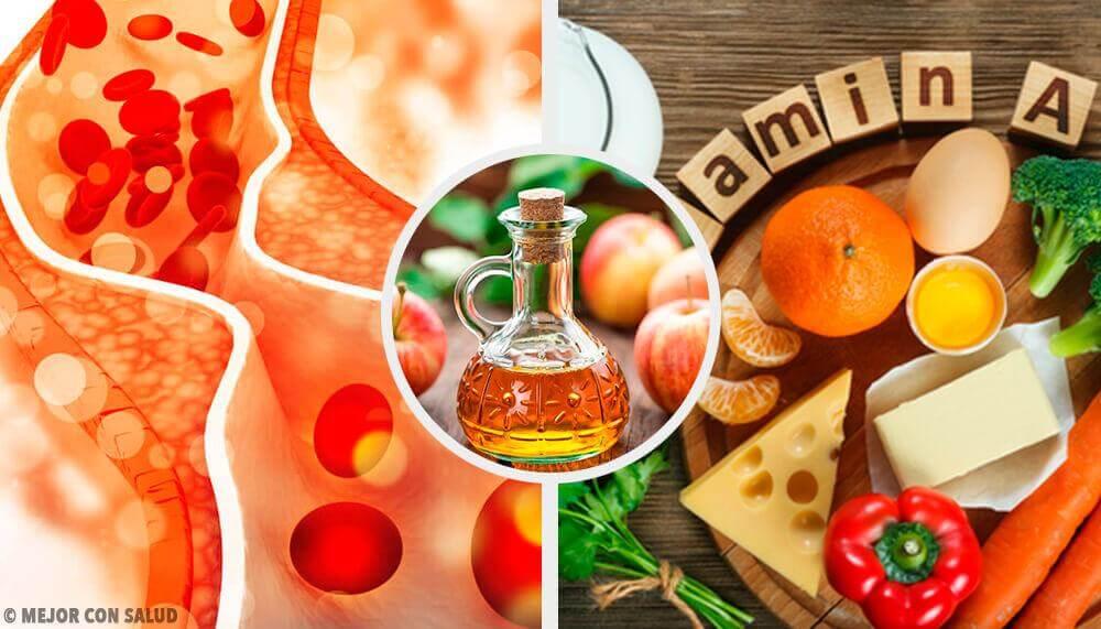 7 propriedades emagrecedoras do vinagre de maçã