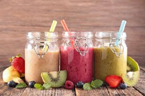 7 vitaminas nutritivas e deliciosas que são imperdíveis