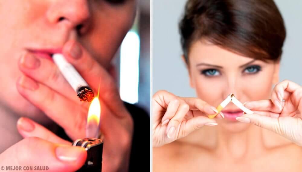 A busca do momento ideal para deixar o cigarro