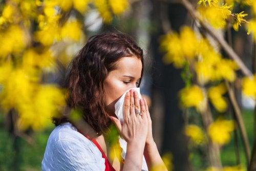 Alergias sazonais: causas, sintomas e tratamento
