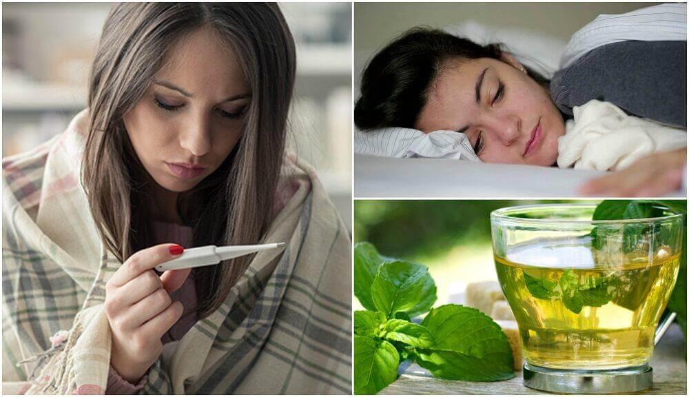Como baixar a febre em casa naturalmente