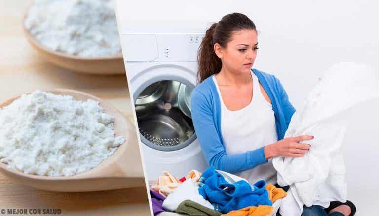 Como remover manchas de óleo da roupa?