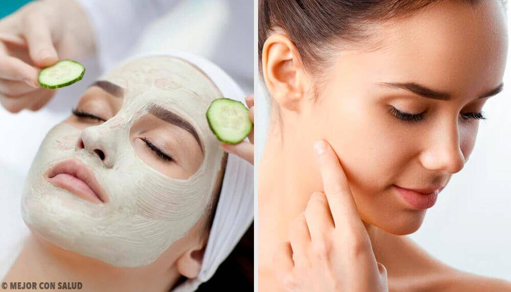 Como preparar uma máscara caseira para limpar os poros
