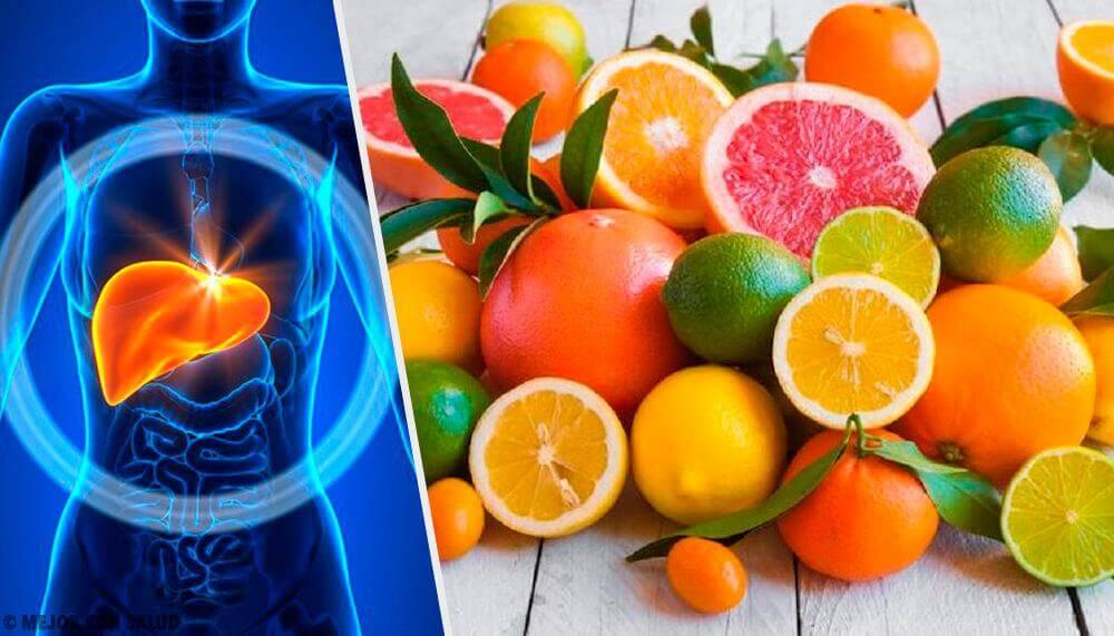 Dieta depurativa para o fígado