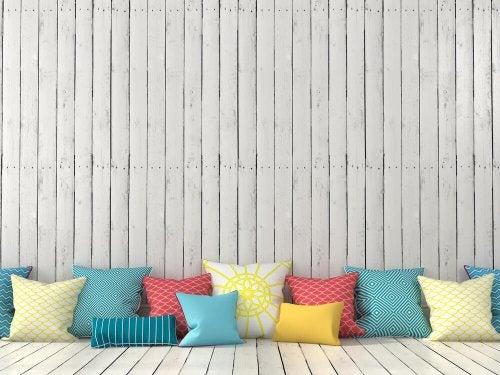Faça suas próprias almofadas decorativas