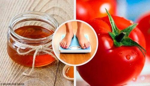 4 receitas naturais para perder peso
