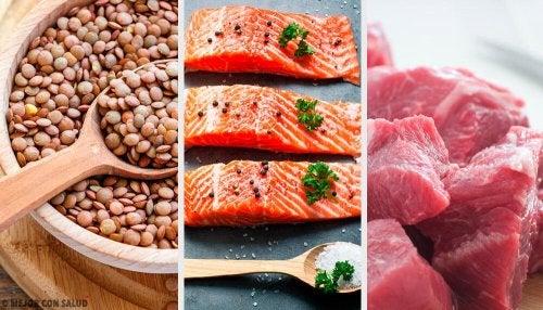 Quais são as proteínas magras e como elas contribuem para a dieta?