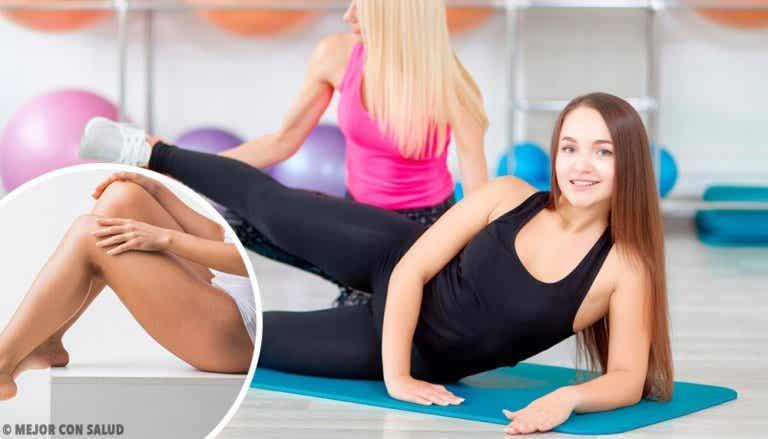 Rotina de exercícios para emagrecer as pernas rapidamente