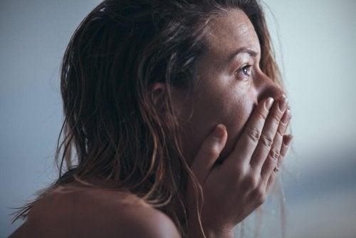 Sentir culpa expressa um medo interior de punição