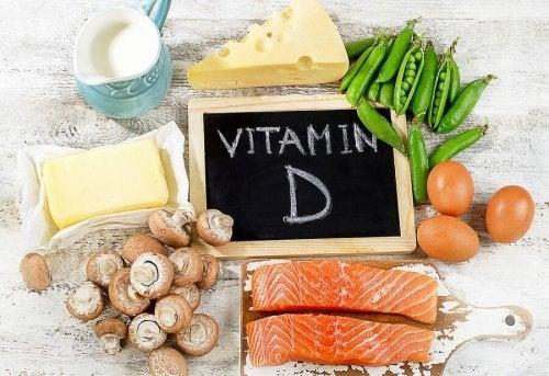 Fontes de vitamina D