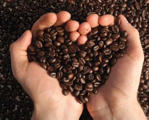 Borra de cafe para preparar esfoliantes caseiros e naturais