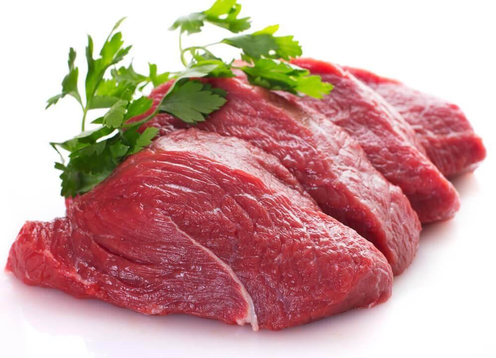Carnes vermelhas magras