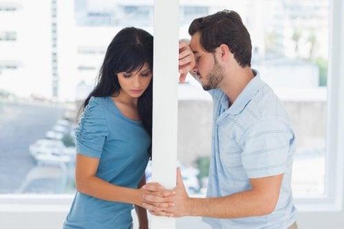 Casal separado é uma diferença entre amor e costume