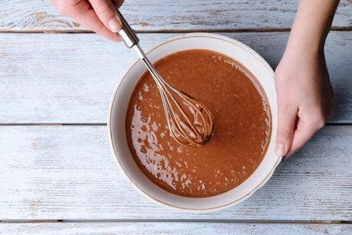 Sobremesas para compartilhar em família: omelete de chocolate