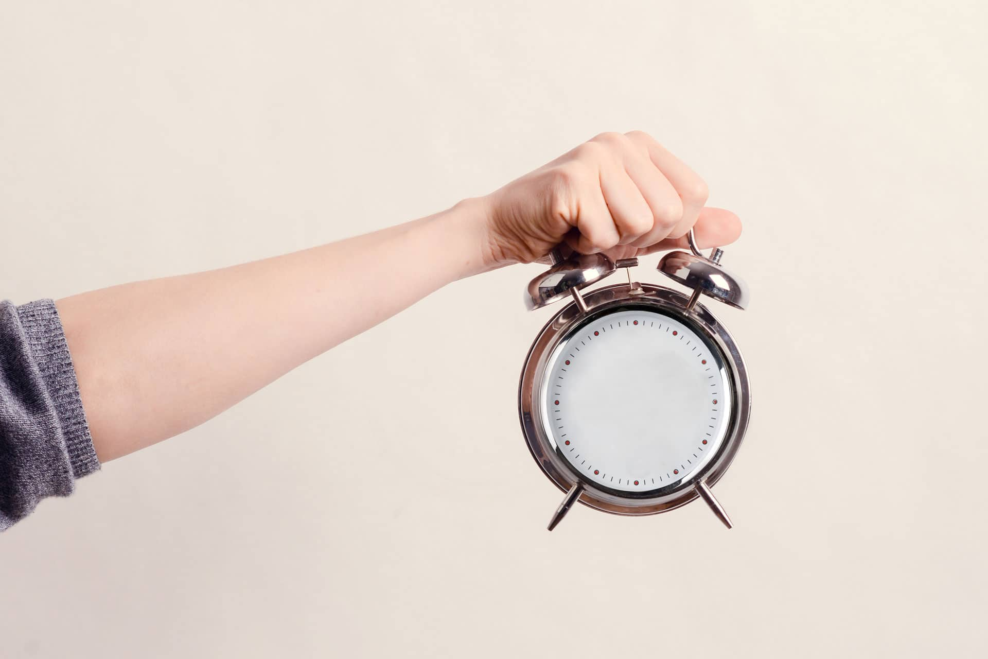 """""""Ladrões do tempo"""": elimine-os do seu dia a dia"""