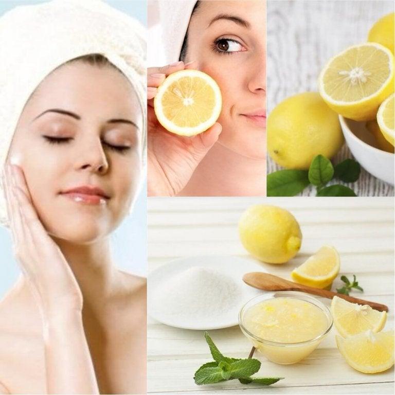 6 formas de usar o limão para embelezar a pele