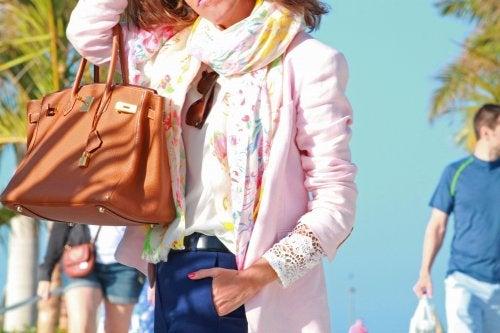 As bolsas são acessórios para usar em diferentes momentos