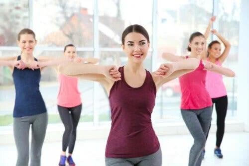 Benefícios da dançaterapia