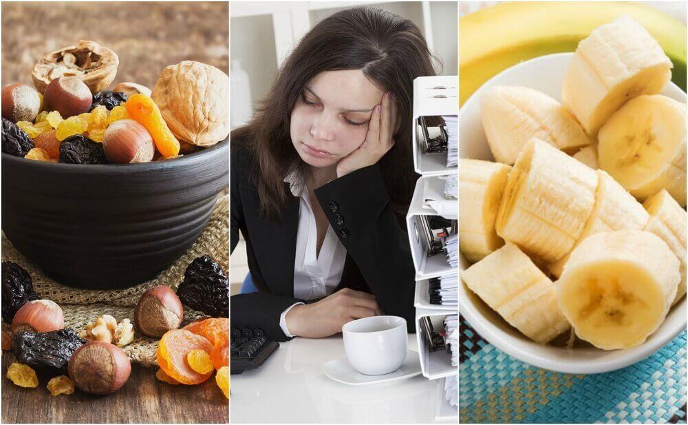 7 deliciosos alimentos para evitar a fadiga matinal
