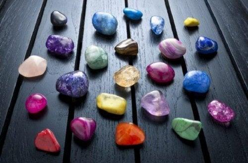 Pedras para limpar os chakras